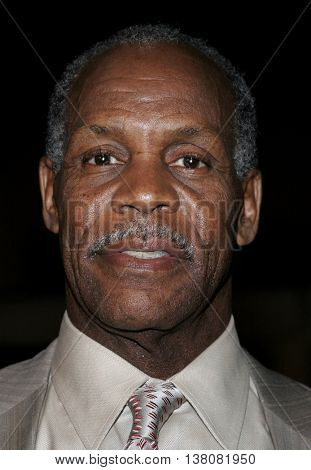 Danny Glover at the Los Angeles premiere of 'Shooter' held at the Mann Village Theatre in Westwood, USA on March 8, 2007.