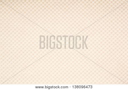 Closeup surface brown toilet paper texture background