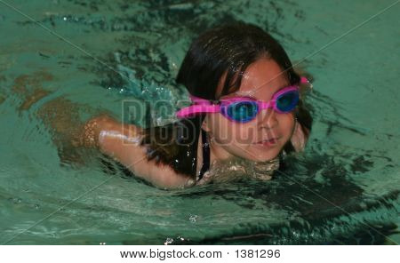 Swimming- Butterfly