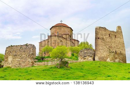 Jvari Monastery, Georgian Republic