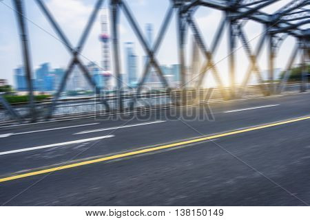 Waibaidu Bridge(Garden Bridge),shanghai china