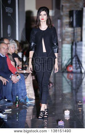 Fashion Week Zagreb : Natalija Smogor, Zagreb, Croatia.
