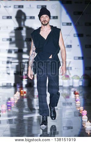 Fashion Week Zagreb : Simone Manojlovic, Zagreb, Croatia.