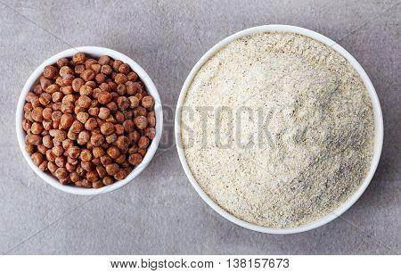 Gray Peas Flour