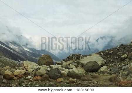 Mountain landscapes