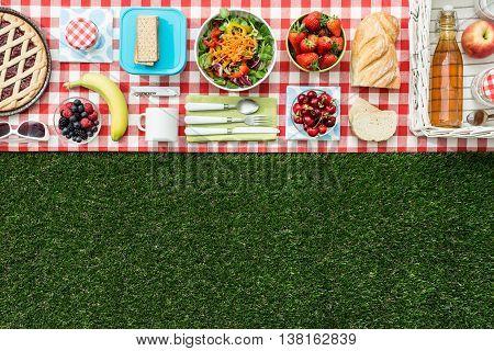 Picnic Banner