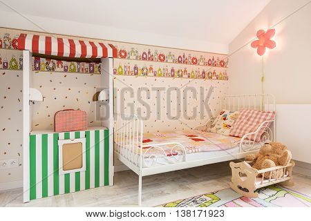 Perfect Room For Little Girl