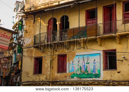House In The City Udaipur, India.