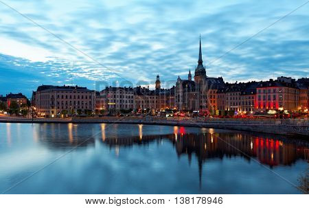 Stockholm, Sweden -29 May 2016.