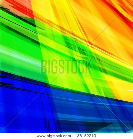 Abstract color light background easy all editable