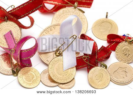 Traditional Turkish Gold Coins