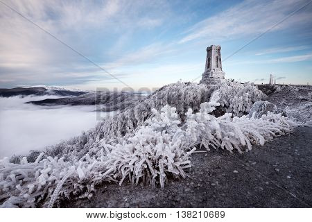 National Park-Museum Shipka -  Shipka Peak, Balkan mountain, Bulgaria