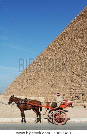 Egyrtian piramids
