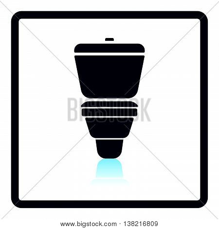 Toilet Bowl Icon