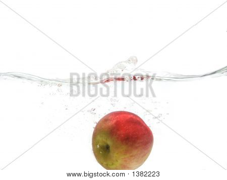 Swimming Apple
