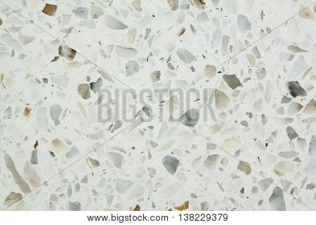Gravel texture background.Closeup surface marble stone pattern at the color marble stone wall texture background abstract pink marble stone wall