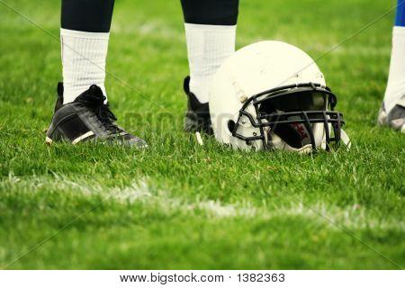 Helmet - American Football Concept