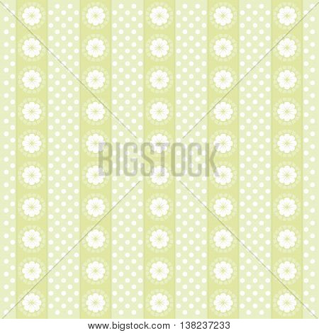 Delicate floral background. Pattern in pastel tones.