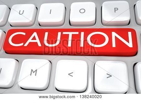 Caution - Alarm Concept