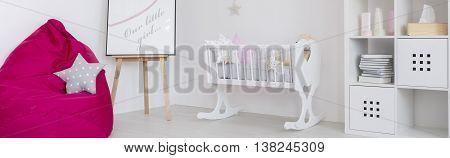 Cozy Baby Room Idea
