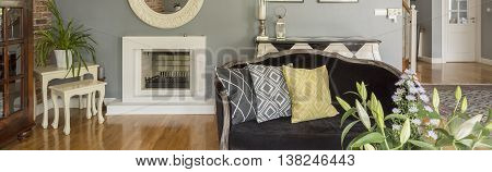Renovated Furniture Adding Style To A Contemporary Interior
