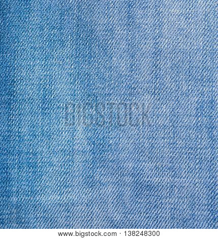 blue jeans texture for background. It can be used as a background