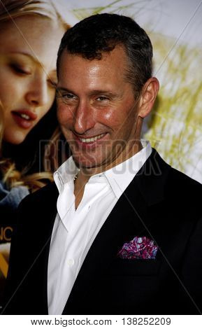 Adam Shankman at the World premiere of 'Dear John' held at the Grauman's Chinese Theater in Hollywood, USA on February 1, 2010.