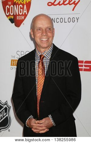 LOS ANGELES - JUL 12:  Scott Hamilton at the 2nd Annual Sports Humanitarian Of The Year Awards at the Congo Room on July 12, 2016 in Los Angeles, CA