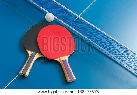 Skewed View On Rackets For Ping Pong