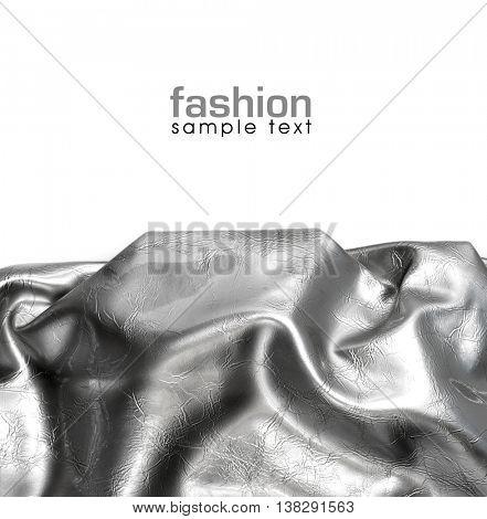 Fashion silver material