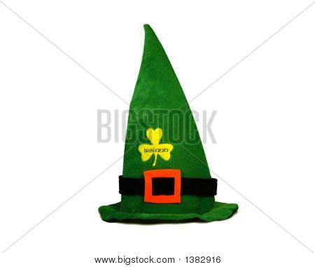 St. Patrick'S Green Hat