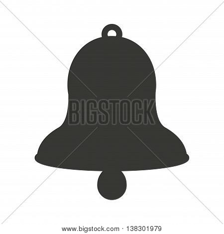 bell cow isolated icon design, vector illustration  graphic