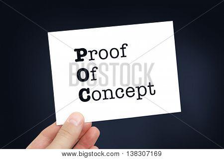 POC concept