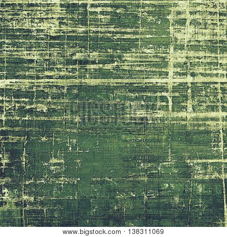 Grunge retro composition, textured vintage background. With different color patterns: yellow (beige); gray; black; green