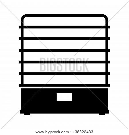 Electric fruit dryer ( shade picture )