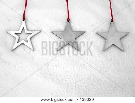 Stars And Ribbons.