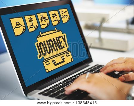Travel Tour Trip Vacation Holiday Concept