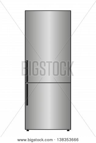 Vector Fridge Dual-chamber