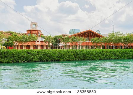 Restaurants In Sentosa Island In Singapore