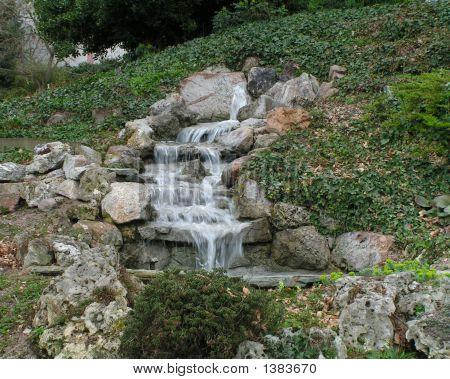 Step-Stone Fallwater