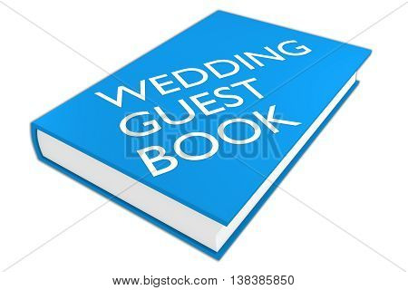 Wedding Guest Book Concept