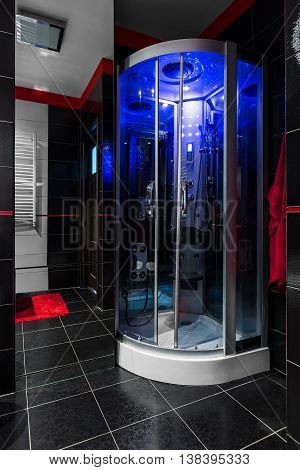 Ideal Place For A Relaxing Shower
