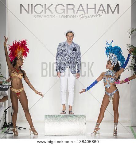 Nick Graham - Men Spring Summer 2017 Collection