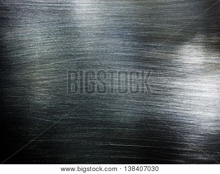 Stainless steel metal texture background
