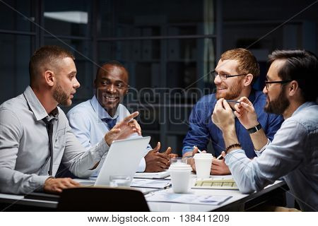 Explaining plan