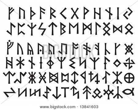 Elder Futhark and Other Runes