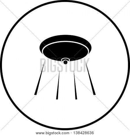 ceiling lamp symbol