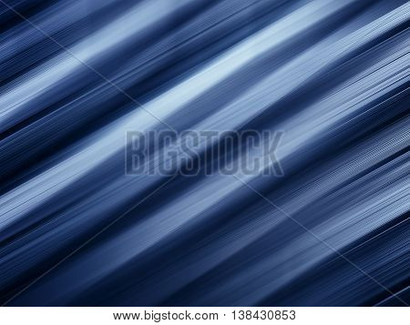 Horizontal vivid grey blue diagonal stripes background