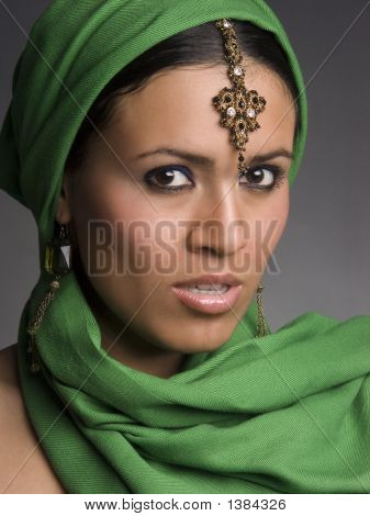 *Indian Woman*