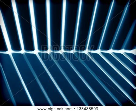 Diagonal Navy Bue Light And Shadow Panels Background